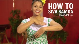 How To Siva Samoa with MaryJane Mckibbin-Schwenke - The Coconet TV