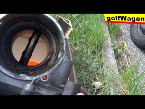 VW Golf 5, 1.9 TDI throttle clean? preventive, intake flaps? WD vs THROTTLE spray