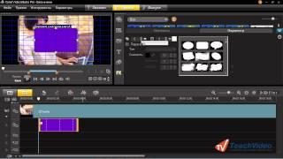 Corel VideoStudio PRO X5: Работа с графикой