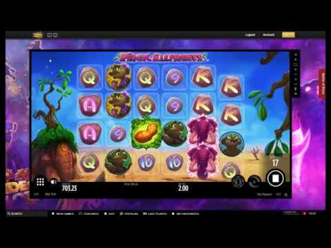 Online Slot Bonus Compilation - Pink Elephants, Bonanza and More