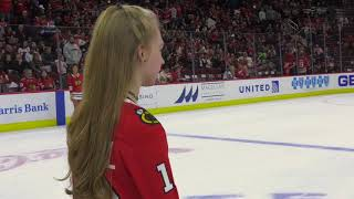 Shoot the Puck: Bradie Tennell
