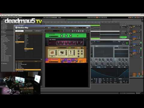 deadmau5 creates Polyphobia (Transformations and Sound Design) Prt3