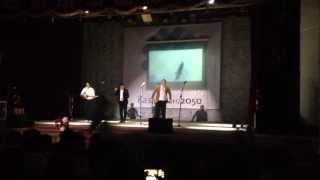 Мангилиек Ел 2050 Концерт Айбар и Олжас
