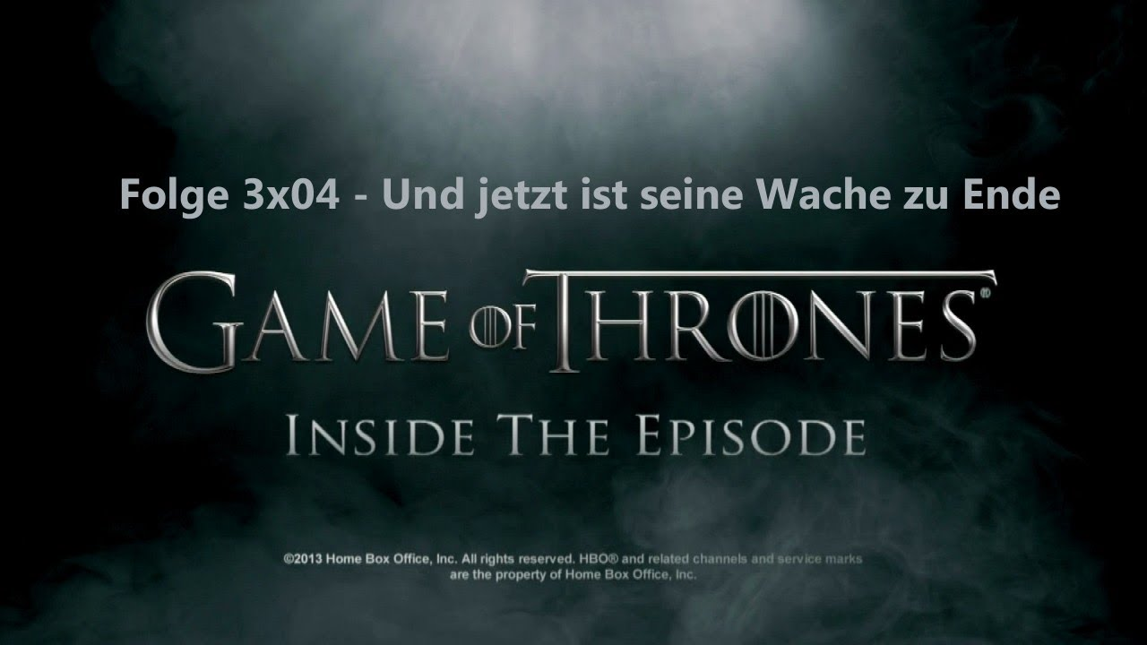 Game Of Thrones Folge 1 Deutsch