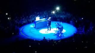 Video U2 Every Breaking Wave Ziggo Dome Amsterdam 09-09-2015 download MP3, 3GP, MP4, WEBM, AVI, FLV Juli 2018