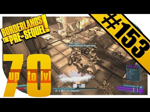 Shock Drop Slaughter Pit DLC 2/2 | UP to lvl 70| LP Borderlands The Pre-Sequel #153 [HD/German] |