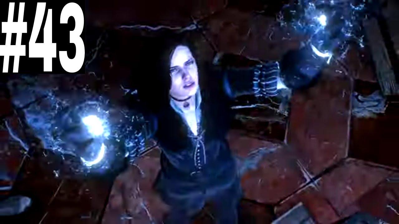 Witcher 3 Transformation