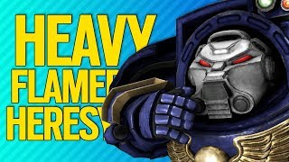HEAVY FLAMER HERESY | Space Hulk: Deathwing