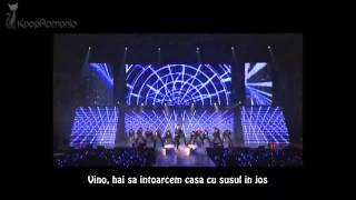 Super Junior - Rock this house with Romanian subs