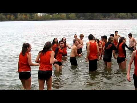 Woburn Cross Country 2012 - Senior Splash