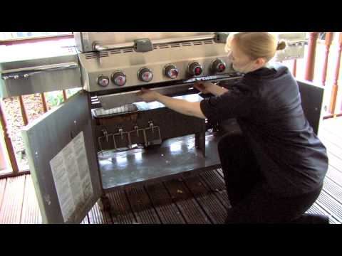 How to clean your Weber Gas Barbecue