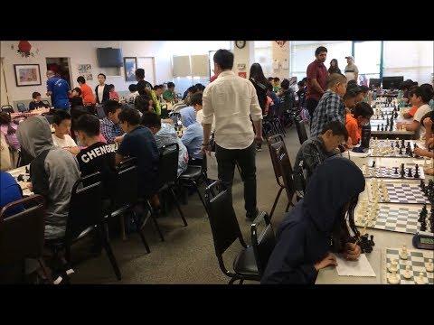 2019 Junior Chess Championship At LA Chess Club!