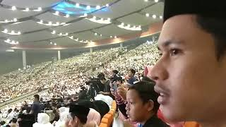 Veve Zulfikar - Deen Assalam || Deklarasi SAMAWI di Sentul Internasional Convention Center