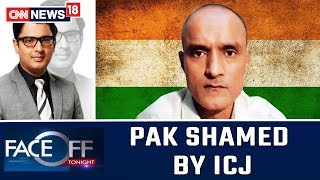 ICJ Asks Pakistan To Review Kulbhushan Jadhav's Death Sentence & Grant Consular Access | Faceoff