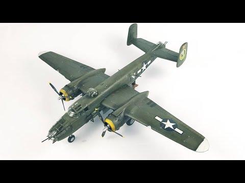 Neu Easy-Click Revell 03650-1//72 B-25 Mitchell