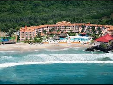 HOTEL BLUE BAY ANGELES LOCOS PLAYA COSTA ALEGRE TENACATITA JALISCO MEXICO