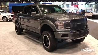 2018 Ford F150 Shelby Walk-Around Chicago Auto Show 2018