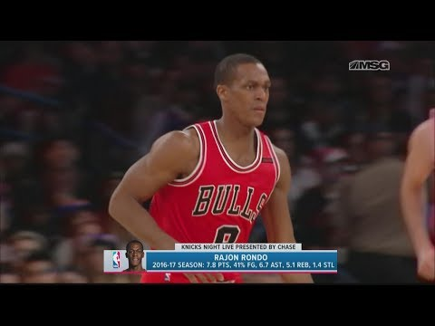 Will Knicks Sign Rajon Rondo, Derrick Rose or Another Point Guard?