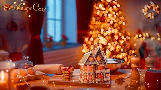Christmas Kitchen Ambience With Relaxing Baking Sounds for Sleep, Studying and Relaxation