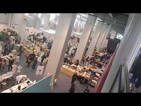 Japanese Scenery: Osaka Arts & Crafts Fair 2018