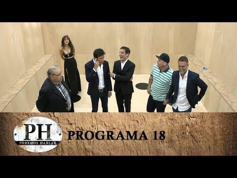 Programa 18 (11-11-2017) - PH Podemos Hablar
