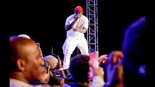 Khaligraph, Incredible Performance At Rick Ross's Concert
