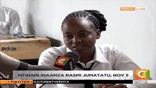 KCSE | Maandalizi ya mtihani  Nakuru utakaoanza Novemba 5