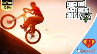 تحديات مع صديقي رضوان  في قراند 5 || Grand Theft Auto V PC