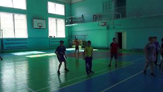 Школа № 1 - Школа № 3 (2 ч.) 4.05.2017