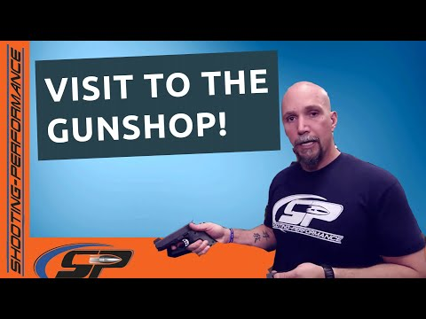 Visit to the Gunshop! (2A in Tulsa, OK)