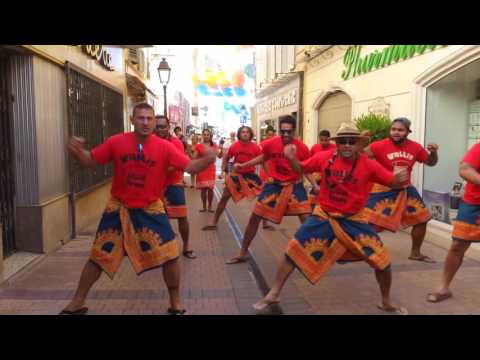 Ouvea mo Futuna à Toulon Seyne sur mer