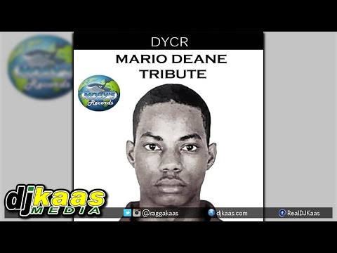 DYCR - Mario Deane Tribute (September 2014) Moby's Records | Reggae