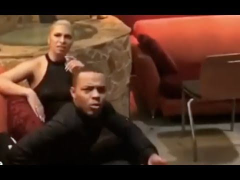 bow wow gets knocked out