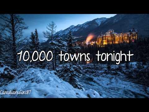 Eli Young Band - 10,000 Towns (Lyrics)