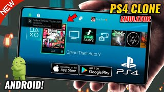 [OMG] PS4 Clone Emulator Download For Android | Play Ps4 ✓Game On Android | 100% Real | 2020