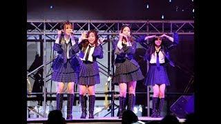 BNK48 ความทรงจําและคำอำลา (Sakura no hanabiratachi)KAZE MATSURI CARNIVAL 2018