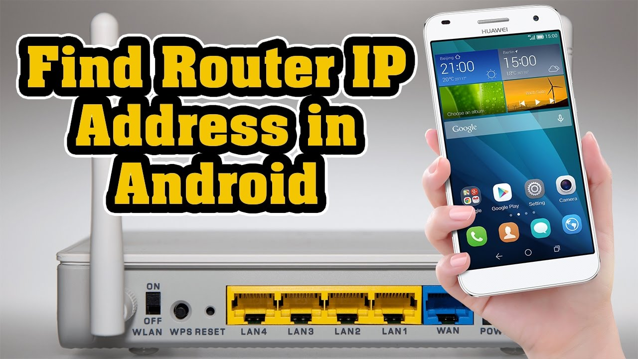 How to find router ip address in android iphone or ipad youtube how to find router ip address in android iphone or ipad keyboard keysfo Images
