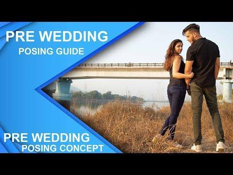 Poses Guide For Pre-wedding Photography | Pre Wedding Photo Concept | Rakesh Godbole