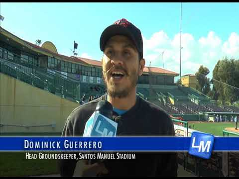 Korean Baseball comes to San Bernardino