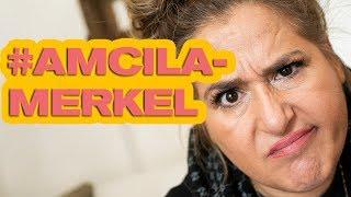 #AmcilaMerkel
