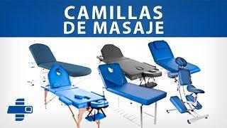 Tipos de camillas de masaje - Quirumed