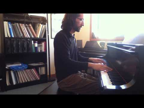 Adam Revell Daily Piano #3-She