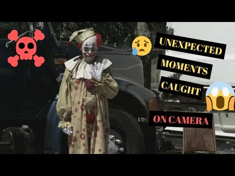 UNEXPECTED MOMENTS CAUGHT ON CAMERA 2019