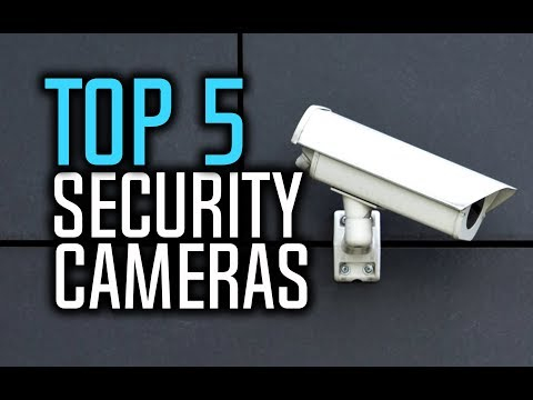 Best Outdoor Security Cameras in 2018 - Which Is The Best Security Camera?