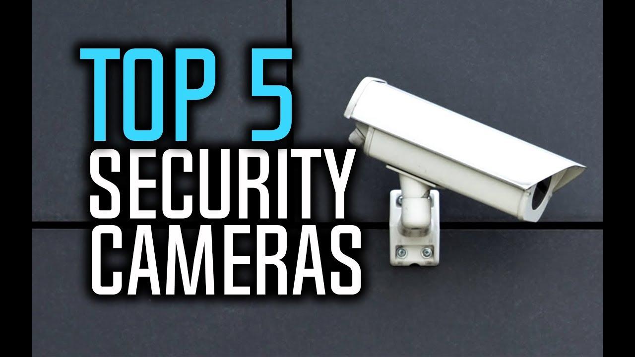 Best Outdoor Security Cameras In 2018