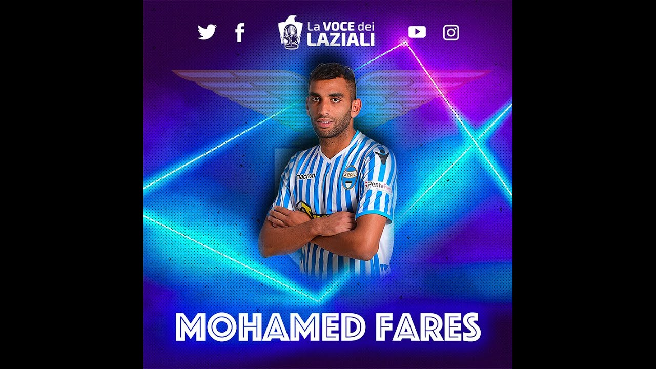 Mohamed Fares - Welcome To Lazio LVDL - YouTube