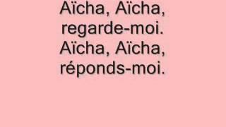 1 CHANSONS FRANÇAISES   AICHA  CHEB KHALED