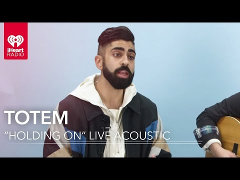 """TOTEM - """"Hanging On"""" Live Acoustic 