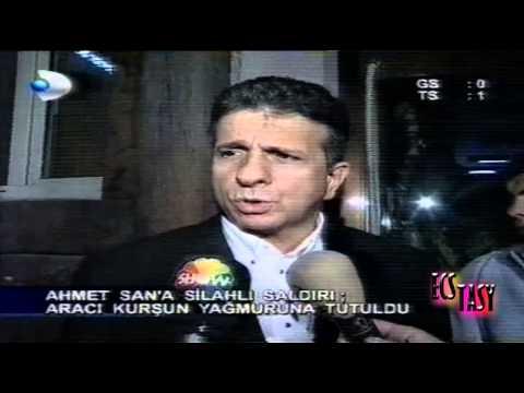 Olaylı Popstar: Bayhan olayından sonra Ahmet San kurşunlanıyor!