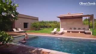 Villa Salamouni by Drone | Marrakech | Morocco | Oliver